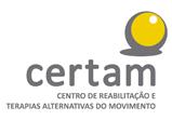 Certam Fisioterapia e Pilates Logo